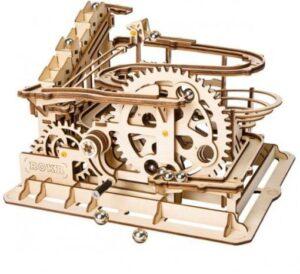 Puzzle mecanique en bois