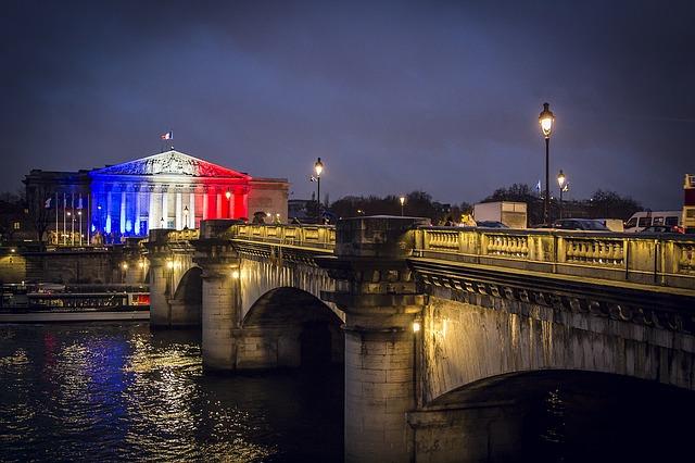 plaque de société Paris