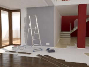 Les différentes rénovations intérieures d'une maison